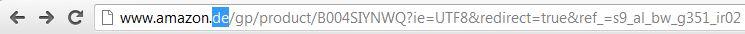 URL to German Kindle book