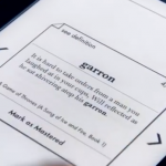 Boost Your Vocabulary with The New Kindle Paperwhite Feature