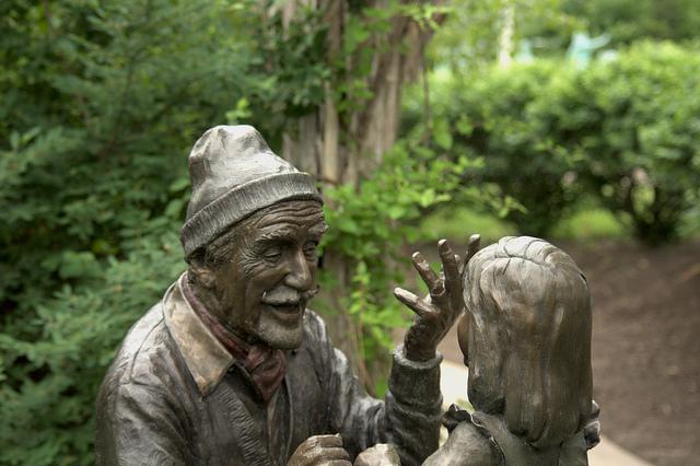 storyteller by mikemol via flickr