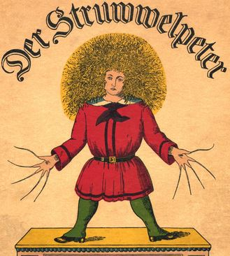 german-struwwelpeter
