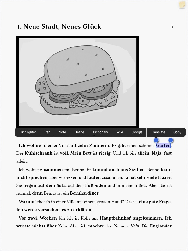 Best Ebook Reader Apps With Word Translation For iPad and