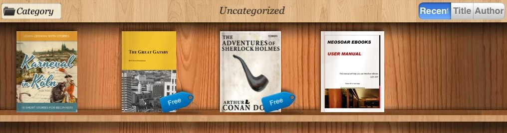 neosoar ipad reading app