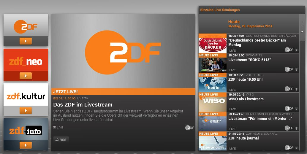 Deutsch Tv Live Free