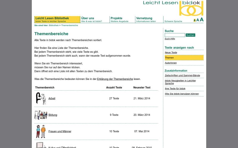 simple-German-reading