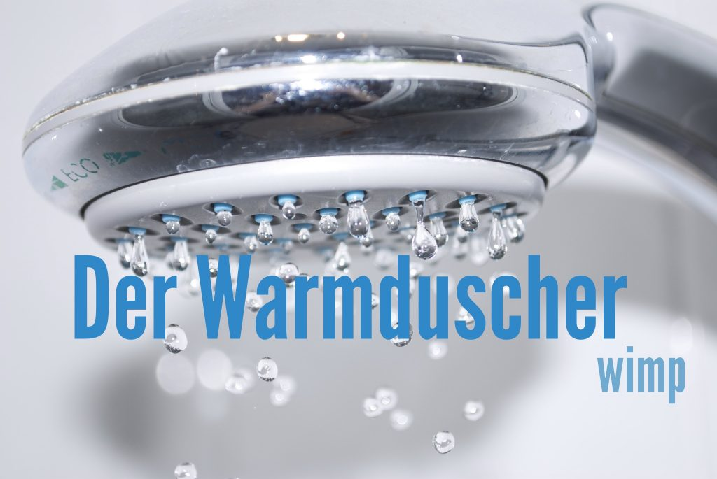 German-Warmduscher