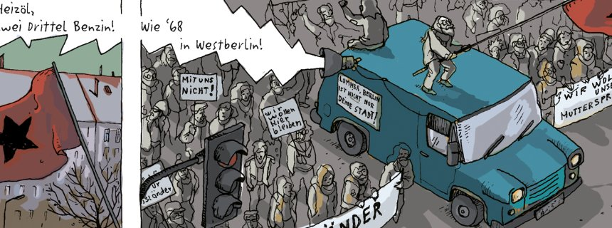 Boost your german learning with german graphic novels for Spiegel verlag berlin