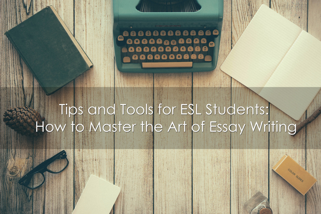 ESL Essay Writing Worksheets - EFL Sensei
