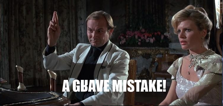Klaus Maria Brandauer as Maximillian Largo in Never Say Never (1983)