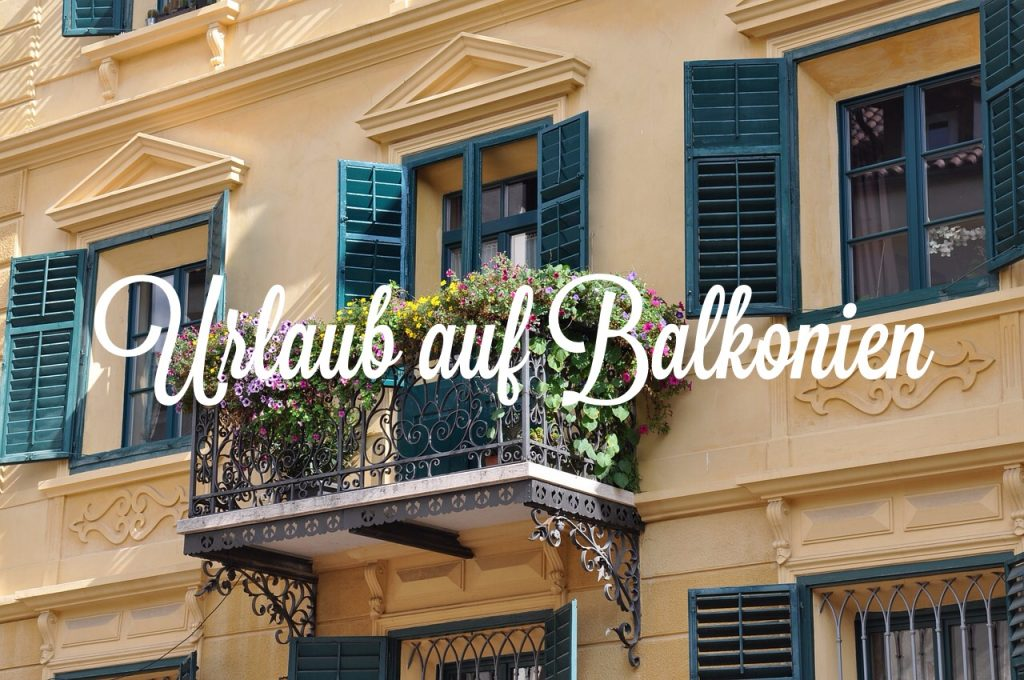 german idiom balconia