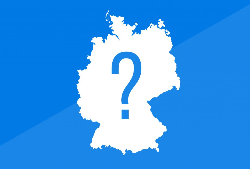 High Quality Bundeslaender Quiz