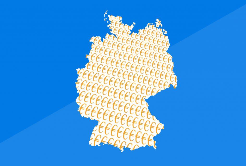 german-countries-gdp-euro
