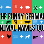 The Funny German Animal Names Quiz