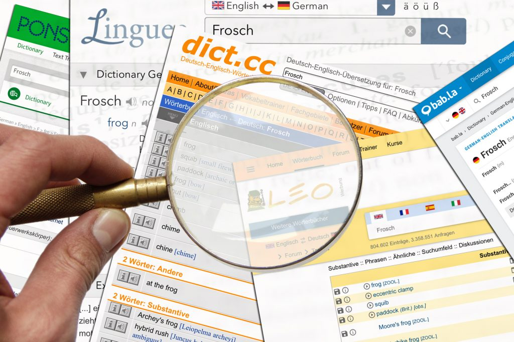 5 Best German-English Dictionaries Online, Offline, Apps & Add-Ons
