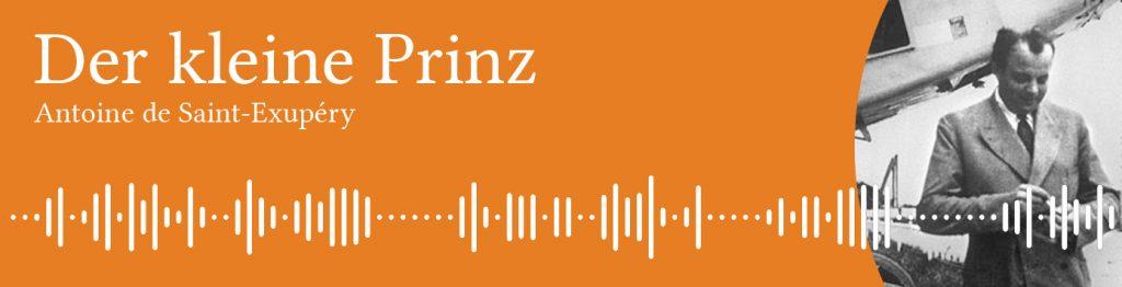 Der Kleine Prinz Hörbuch - German audiobooks