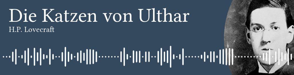 German translation audio of Lovecraft short story