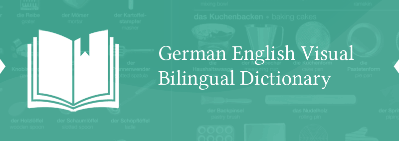 German English Visual dictionary