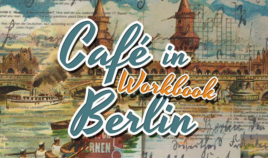 Cafe In Berlin Book