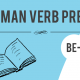 "The German Prefix ""be-"" Explained"