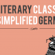 7 Literary Classics In Simplified German
